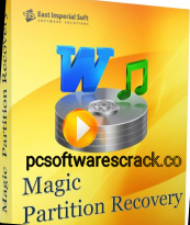 Magic Partition Recovery 3.1 Crack + Serial Key Latest Version